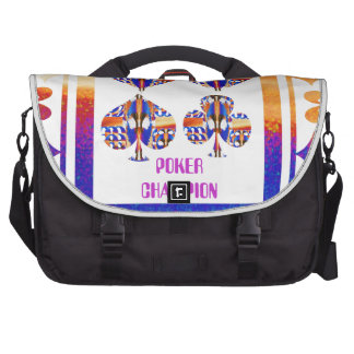 POKER Champion : Giveaway Gifts Laptop Commuter Bag