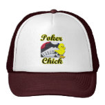 Poker Chick #2 Trucker Hat
