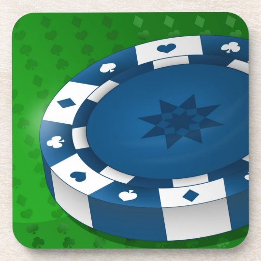 Poker Chip - Coasters