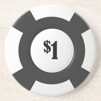 Poker Chip coasters