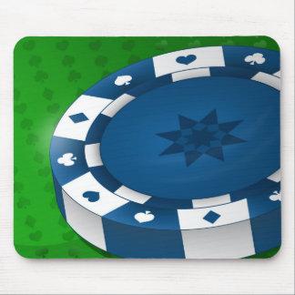 Poker Chip - Mousepad Design