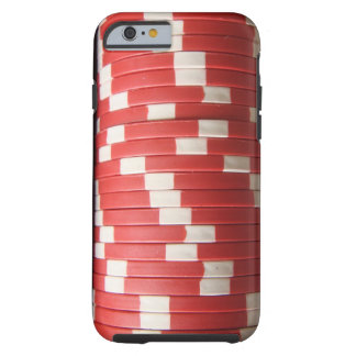 Poker Chips Tough iPhone 6 Case