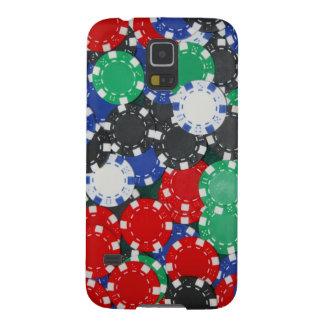 poker chips galaxy s5 case