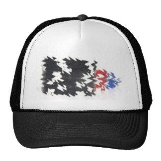 poker chips mesh hat