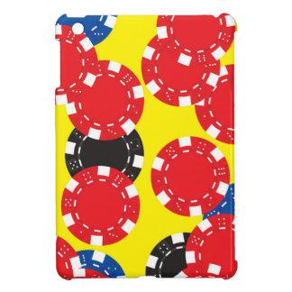 Poker Chips iPad Mini Cover