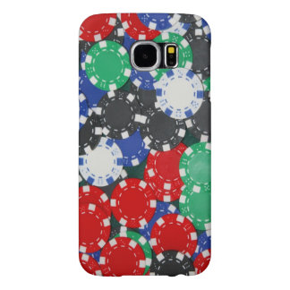 poker chips samsung galaxy s6 case