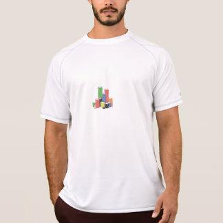 poker chips t-shirt