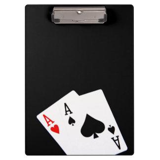 Poker Clipboard