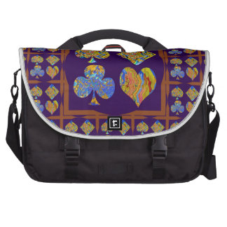 POKER Club n CardGame Fans Gifts Commuter Bag