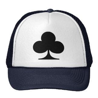 Poker clubs trucker hat