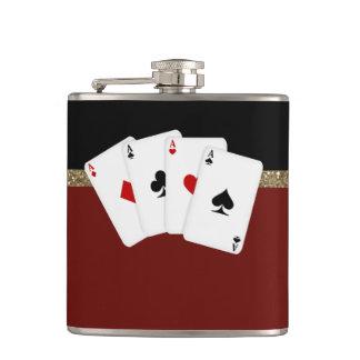 Póker con clase de los as
