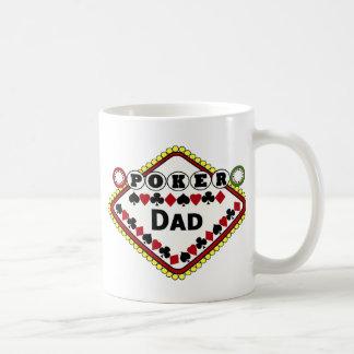 Poker Dad Coffee Mug