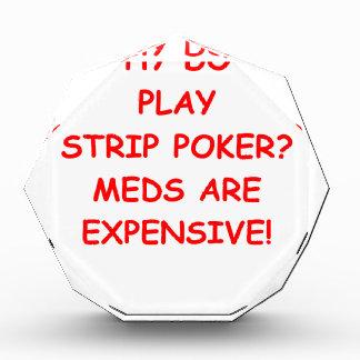 póker de tira