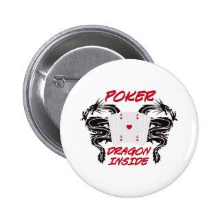 poker dragon pins