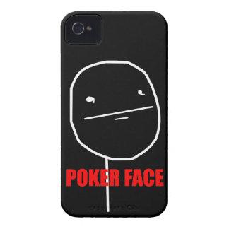 Poker Face - BlackBerry Bold 9700/9780 Black Case