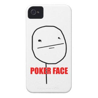 Poker Face - BlackBerry Bold 9700/9780 Case iPhone 4 Case