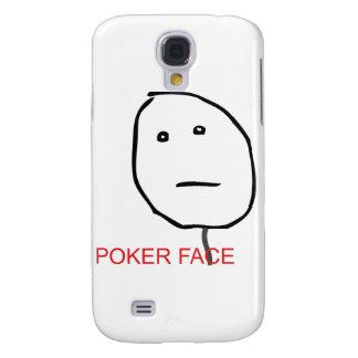 Poker Face Galaxy S4 Case