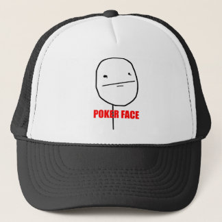 Poker Face - Hat