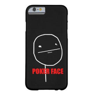 Poker Face Meme iPhone 6 Case