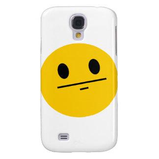 Poker Face Smiley Samsung Galaxy S4 Case