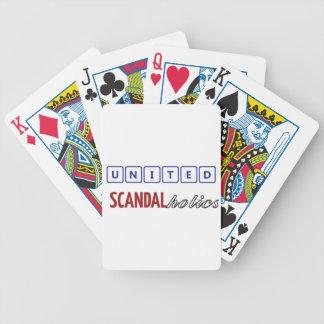 poker face united scandalholics poker cards