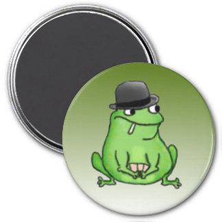 Poker Frog Magnet