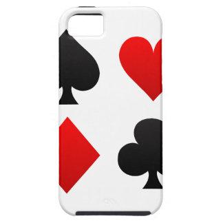 póker funda para iPhone SE/5/5s