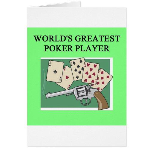 Poker card game jokes