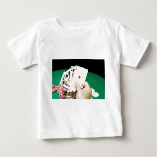 Poker good hand baby T-Shirt