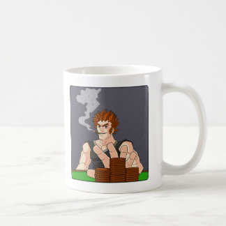 Poker Guy All In Coffee Mug
