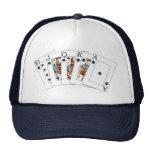Poker Hand Hat