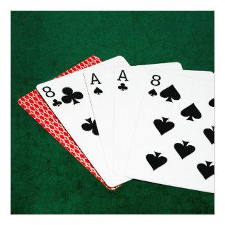 Poker Hands - Dead Man's Hand Photo Print