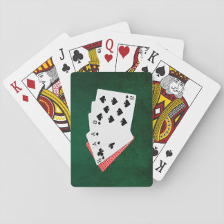 Poker Hands - Dead Man's Hand Playing Cards