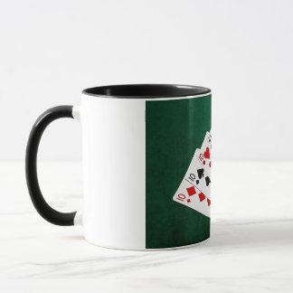 Poker Hands - Four Of A Kind - Tens and Six Mug