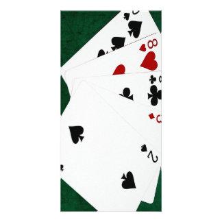 Poker Hands - High Card - Ten