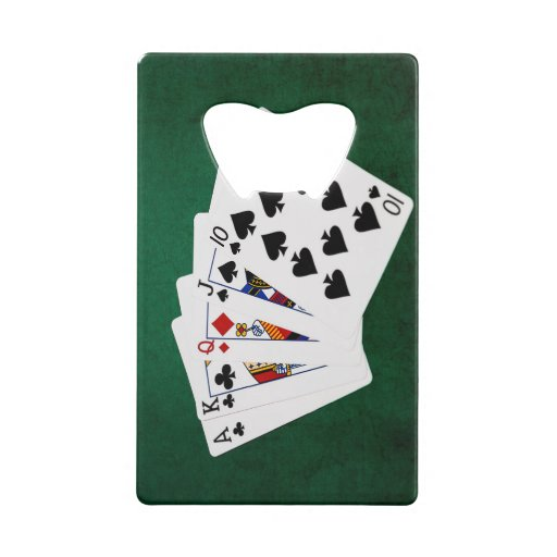 Poker straight ace to 5