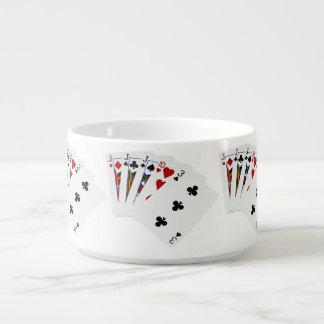 Poker Hands - Three Of A Kind - Jack Bowl