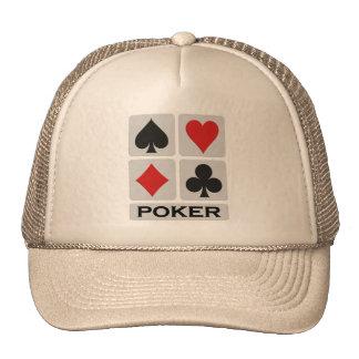 Poker hat - choose color