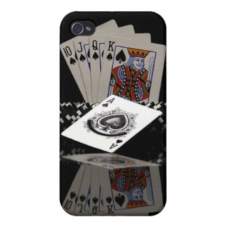 Poker iPhone 4/4S Case