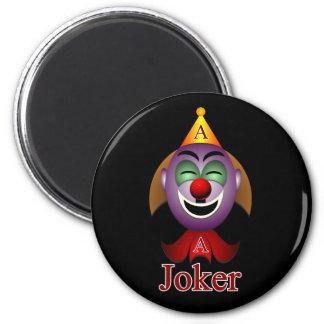 Poker Joker ma by rafi talby Magnet