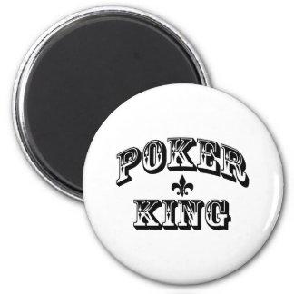 Poker King Magnets