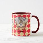 Poker King  mug