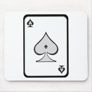 poker mouse pad