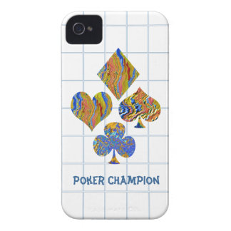 POKER Night Championship iPhone 4 Covers