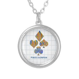 POKER Night Championship Necklace
