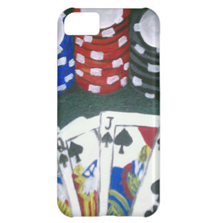 Poker Night Cover For iPhone 5C