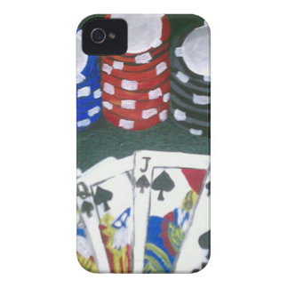 Poker Night iPhone 4 Cover