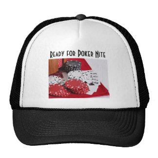 Poker Nite Trucker Hat