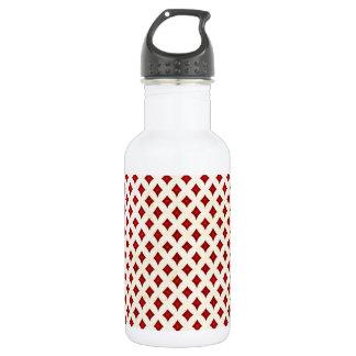 Poker Patterns Water Bottle