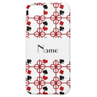 Poker personalized name iPhone 5 covers